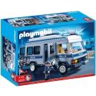 Játék: Playmobil 4023 - Rendőrségi rabszállító