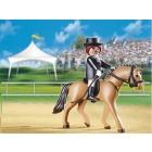 Játék: Playmobil 5111 - Német lovagló-póni karámmal