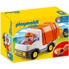 Játék: Playmobil 6774 - Az első kukásautóm