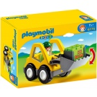 Játék: Playmobil 6775 - Kismarkoló