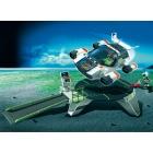 Játék: Playmobil 5150 - Űrvédelmezők turbojettel és leszállóállomással