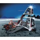 Játék: Playmobil 5153 - Sötét támadók űrállomása
