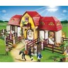Játék: Playmobil 5221 - Lovarda