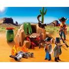 J�t�k: Playmobil 5250 - Rabl�bandit�k rejtekhelye