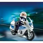 J�t�k: Playmobil 5185 - Motoros rend�rj�r�r