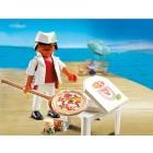 Játék: Playmobil 4766 - A pizzasütés rejtelmei