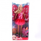 Barbie - Pillang�t�nd�r sz�rnyakkal, sz�ke