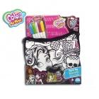 Játék: Color Me Mine - Hipster táska, Monster High, 2013
