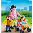 Játék: Playmobil 4782 - Anyuci és a gyerkőcök