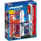 Játék: Playmobil 5361 - Tűzoltó-parancsnokság riasztásjelzővel