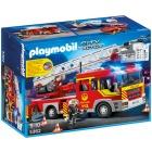 Játék: Playmobil 5362 - Emelőkosaras tűzoltóautó