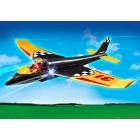 Játék: Playmobil 5219 - Elhajítható siklórepülő - Fekete sas