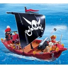 Játék: Playmobil 5298 - A rettegett Fekete portya
