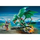 Játék: Playmobil 6003 - Zöldfelhő a vársárkány