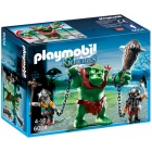 Játék: Playmobil 6004 - Sziklanyűvő ork