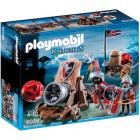 Játék: Playmobil 6038 - Tűzgolyós faltörő, sólyom-lovagokkal