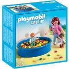 Játék: Playmobil 5572 - Színgolyós medence