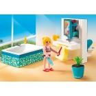 Játék: Playmobil 5577 - Tágas fürdőszoba