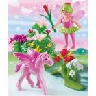 Játék: Playmobil 5351 - Szív-virág és Fuxia-szirom