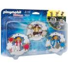 Játék: Playmobil 5591 - Angyalkórus - Karácsonyfa díszek