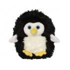 Játék: Plüssgombóc bébi - Pingvin
