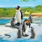 Játék: Playmobil 6649 - Pingvin kolónia