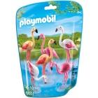 Játék: Playmobil 6651 - Flamingók