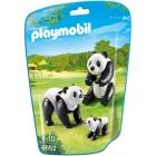 Játék: Playmobil 6652 - Óriáspandák