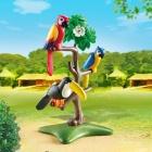 Játék: Playmobil 6653 - Trópusi madarak