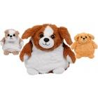 Játék: Pop Out Pets - Kutyusok - Bulldog, labrador, beagle