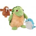 Játék: Pop Out Pets - Óceán - Teknős, delfin, rozmár