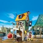 Játék: Playmobil 4796 - Ruby a Kalóztanyán