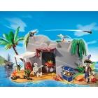 Játék: Playmobil 4797 - Kincses kalózbarlang
