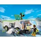 Játék: Playmobil 6692 - Kalóz Kaméleon és Gene ügynök