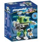 Játék: Playmobil 6693 - Cleano Robot