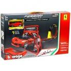 Játék: Bburago - Ferrari Go Gears Loop and Race Challenge versenypálya