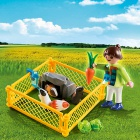 Játék: Playmobil 4794 - Kültéri tengerimalac-lak