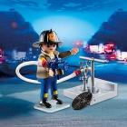 Játék: Playmobil 4795 - Küzdelem a tűzzel