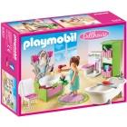 Játék: Playmobil 5307 - Anya a fürdőszobában