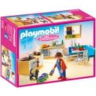 Játék: Playmobil 5336 - Nagy családi konyha
