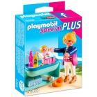 Játék: Playmobil 5368 - Ficánka a pelenkázóasztalon