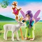 Játék: Playmobil 5370 - Leven Darla és csodaszarvasa