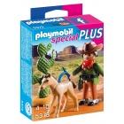 Játék: Playmobil 5373 - Musztáng csikó született!