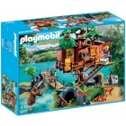 Játék: Playmobil 5557 - Lomb-lak
