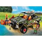 Játék: Playmobil 5558 - Csörlős pick-up