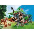 Játék: Playmobil 5561 - Hiúzcsalád és a természetfotós