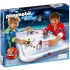 Játék: Playmobil 5594 - Nagymenők a hokipályán
