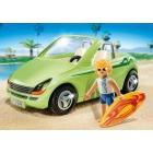 Játék: Playmobil 6069 - Hullámlovas, tengerparti járgányán