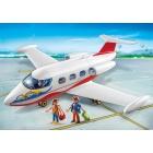Játék: Playmobil 6081 - Repülőgép turistákkal
