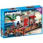 Játék: Playmobil 6146 - Kalózmenedék - Szuper szett